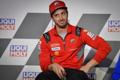 Marc Marquez Operasi Lagi, Dovizioso Jadi Merapat ke Repsol Honda?