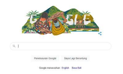 Fakta Unik, Noken Papua dan Rumah Honai yang Jadi Google Doodle Buatan Seniman Depok