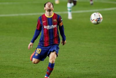 Joan Laporta Janji Buat Lionel Messi Kembali Bahagia di Barcelona