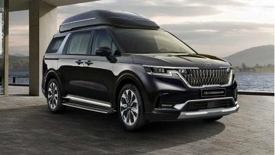 Carnival Hi Limousine 2021 Buatan KIA, Bukan MPV Biasa