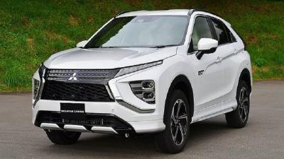 Sukses di Outlander PHEV, Mitsubishi Luncurkan Eclipse Cross PHEV