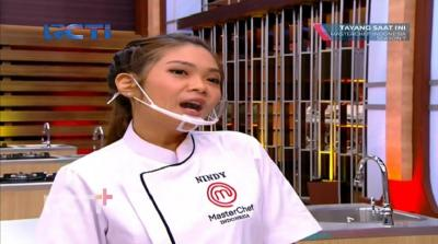 MasterChef Indonesia Top 4, Nindy Jadi Pemenang Mystery Box Challenge
