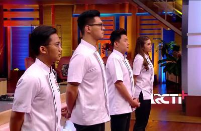 Jerry Aman, Siapa Harus Pulang dari Galeri MasterChef Indonesia Top 4?