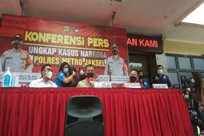 Iyut Bing Slamet Sudah Konsumsi Sabu sejak 2004