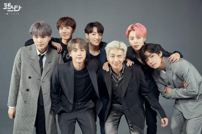 BTS Borong Daesang di Melon Music Awards 2020