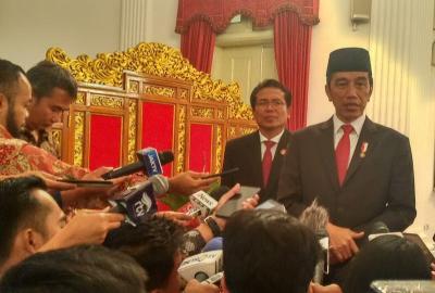 Jokowi Akan Gigit Pelaku Korupsi Dana Bantuan Covid-19