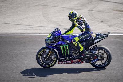 Valentino Rossi Sebut GP San Marino Momen Terbaiknya di MotoGP 2020