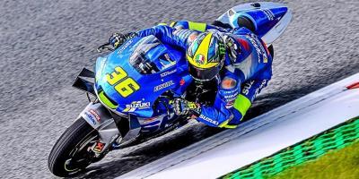 Joan Mir Tak Sabar Bertarung dengan Marc Marquez di MotoGP 2021