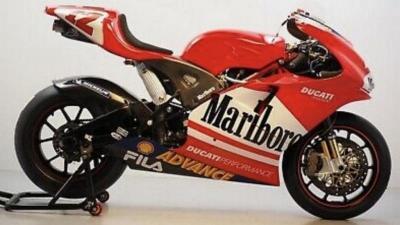 Fantastis, Motor Ducati Bekas Tunggangan Pembalap MotoGP Dijual Rp14 Miliar