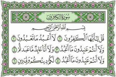 Inilah Asbabun Nuzul Turunnya Surah Al-Kafirun