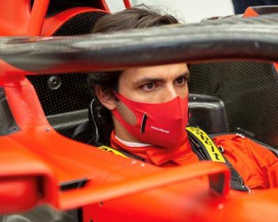 Gabung Ferrari yang Tengah Terpuruk, Carlos Sainz Jr Tak Khawatir