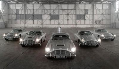 Mobil James Bond Aston Martin DB5 Siap Diproduksi Ulang, Harganya Fantastis