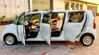 Unik, Suzuki Karimon Wagon R Diubah Jadi Limousine