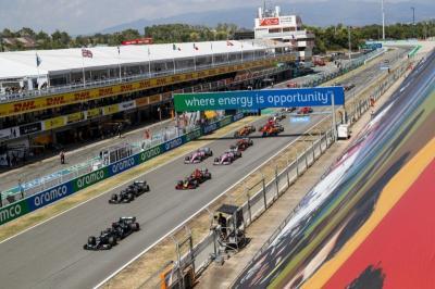 Perbarui Kontrak, Barcelona Resmi Tuan Rumah F1 GP Spanyol 2021