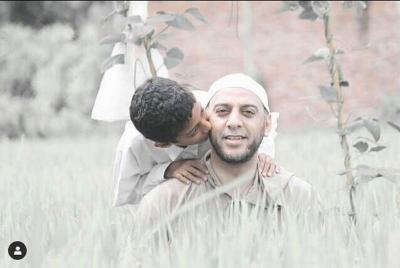 Syekh Ali Jaber: Mohon Doa untuk Hasan dan Keluarga Saya, Sampai Jumpa!