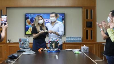 HUT Ke-1, Hary Tanoesoedibjo: Bawa Vision+ menjadi OTT Nomor 1 dan Terdepan di Indonesia
