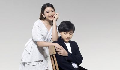 Tiara Andini Tertantang Nyanyikan Single Berbahasa Korea Bareng Arsy Widianto