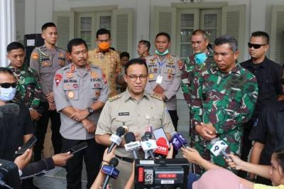"""Gubernur Anies Ogah Undang """"Influencer"""" dalam Peluncuran Vaksinasi Covid-19 di Jakarta"""