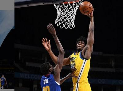 Hasil NBA 2020-2021 Hari Ini: Golden State Warriors Tumbang dari Nuggets