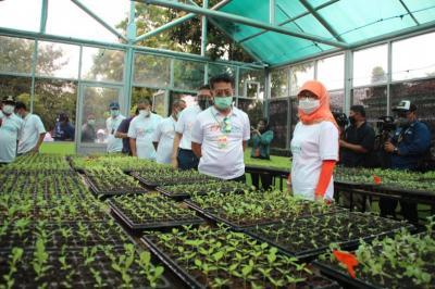 Resmi Diluncurkan Mentan SYL, Inilah Agro Eduwisata Ragunan