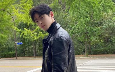 5 Potret Ganteng Cha Eun Woo di Serial Drama Korea True Beauty