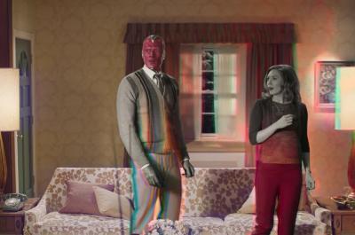 Akhirnya Rilis, WandaVision Resmi Buka Marvel Cinematic Universe Fase 4