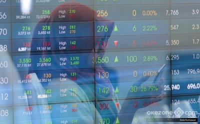 IHSG Sepekan Naik 1,85%, Kapitalisasi Pasar Bursa Capai Rp7.430 Triliun