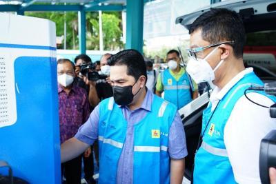 Catatan Erick Thohir soal CSR BUMN