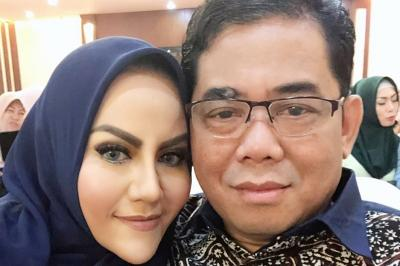 Innalillahi, Mantan Suami Nita Thalia Meninggal Dunia