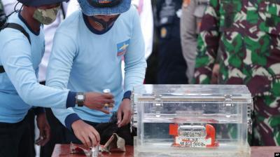 KNKT Klaim Sudah Berhasil Unduh Informasi dari FDR Sriwijaya Air