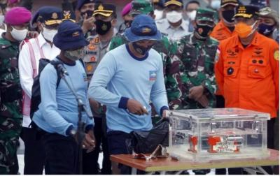 KNKT Akan Umumkan Informasi Awal Jatuhnya Sriwijaya Air 30 Hari Usai Kecelakaan