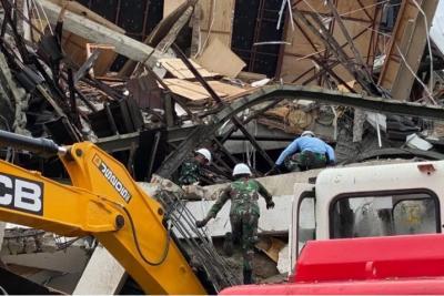 Saling Ejek Saat Bantu Bencana Alam, Warganet Minta FPI dan Banser Bersatu
