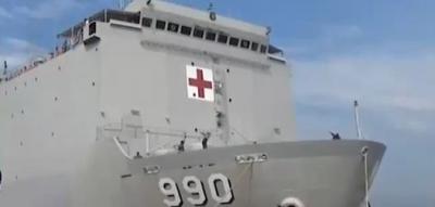 Gempa Sulbar, Panglima TNI Kerahkan Rumah Sakit Terapung KRI Soeharso untuk Rawat Korban