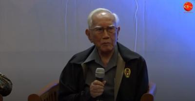 Mengenal Sayidiman Suryohadiprojo, Jenderal Penumpas Gerakan PKI dan Permesta