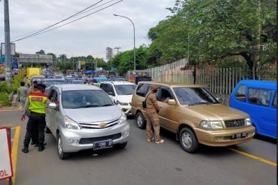 PPKM, Wisatawan ke Puncak Bogor Wajib Tunjukan Hasil Tes Rapid Antigen