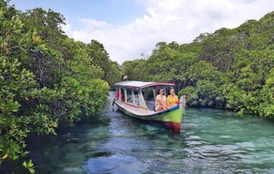 Bangka Belitung Kembangkan Wisata Sejarah Mercusuar di Kawasan Mangrove