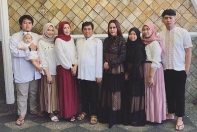 Potret Kenangan Nita Thalia dan Nurdin Ruditia, Mantan Suaminya yang Meninggal