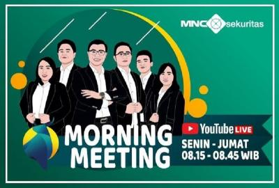 Incar Cuan? Pantau Rekomendasi Saham 'Morning Meeting' di YouTube MNC Sekuritas!