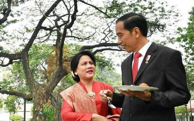Ibu Negara Iriana Lama Tak Muncul Dampingi Presiden Jokowi, Ada Apa?