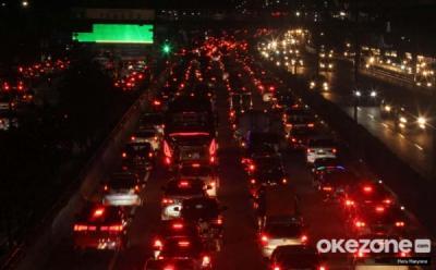 Jakarta Dinobatkan Kota Bebas Macet di Dunia, Warganet Sebut Sutiyoso, Jokowi dan Ahok
