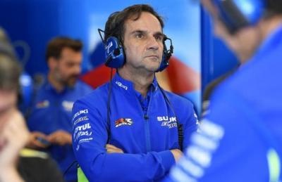 Meski Ditinggal Davide Brivio, Suzuki Takkan Kehilangan Tujuan di MotoGP 2021