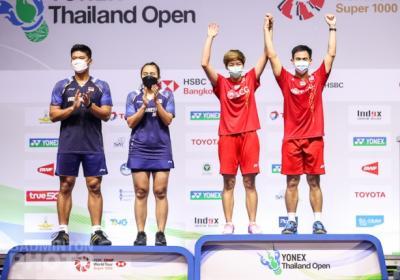 Ini Penyebab Praveen Melati Gagal Juarai Thailand Open 2021