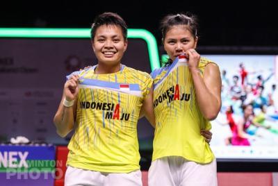 Ungkapan Bahagia Greysia Apriyani Usai Sabet Gelar di Thailand Open 2021
