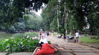 5 Taman Cantik di Bogor, Asyik Buat Liburan Bareng Teman atau Keluarga