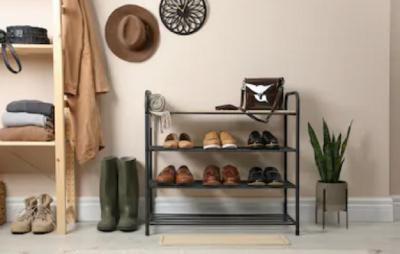 7 Ide Kreatif Rak Sepatu Agar Selalu Rapi dan Teratur