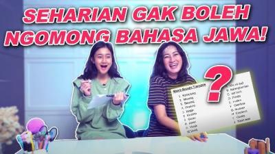 Keisya Levronka dan Mama Levi Dilarang Ngomong Bahasa Jawa, Bisa Nggak Nih?