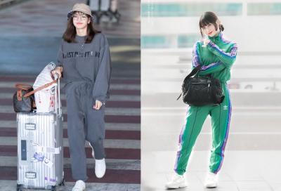 5 Inspirasi OOTD Stay at Home ala Idol K-pop
