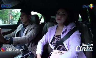 Syuting Ikatan Cinta, Amanda Manopo Pakai Sepatu Rp12 Juta