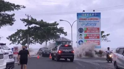Sempat Kebanjiran, Begini Kondisi Terkini Mal di Manado