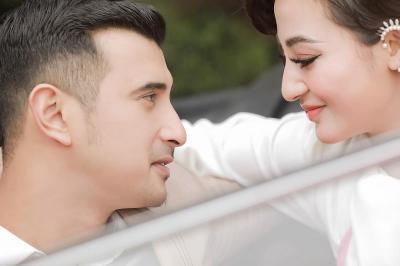 Ali Syakieb Ungkap Perasaan Jelang Pernikahan dengan Margin Wieheerm